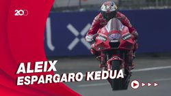 Jack Miller Tercepat di FP2 MotoGP Aragon, Crutchlow Ketiga