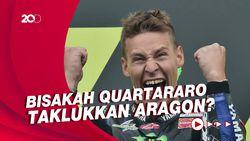 Fabio Quartararo Melawan Kenangan Buruk di Aragon