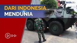 Panser Anoa Ikut Tender di Malaysia, Saingannya Turki dan Korea