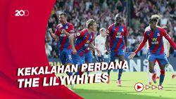 10 Pemain Tottenham Spurs Keok 0-3 dari Crystal Palace