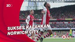 Akhirnya... Arsenal Menang