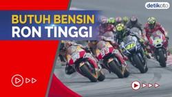 Bukan Pertamax atau Premium, Ini Bensin yang Dipakai Motor MotoGP