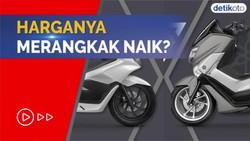 Mulai Rp 20 Jutaan, Ini Harga Bekas Honda PCX-Yamaha Nmax Terbaru