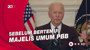 Joe Biden Bakal Umumkan Strategi Baru Lawan Covid-19