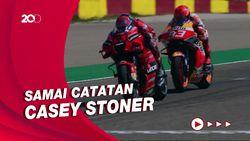 4 Rekor Unik Bagnaia di MotoGP Aragon