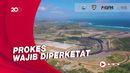 Sambut WSBK dan MotoGP, Mandalika Butuh 1,025 Juta Dosis Vaksin