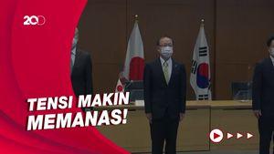 Jepang-AS-Korsel Bertemu, Bahas Peluncuran Rudal Jelajah Korut
