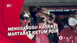 Kader PDIP Bali Laporkan Akun Penyebar Hoax Megawati Wafat