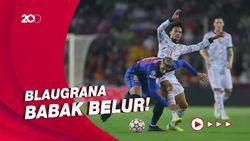 Bayern Munich Bantai Barcelona 3 Gol Tanpa Balas di Kandang