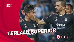 Turunkan Tim Terbaiknya, Juventus Lumat Malmo FF 3-0