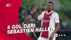 Ajax Pesta Gol di Hadapan Suporter Tuan Rumah 1-5