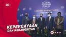 Wisata RI Disanjung Forum Dunia, Sandiaga Sampaikan 2 Pesan Ini