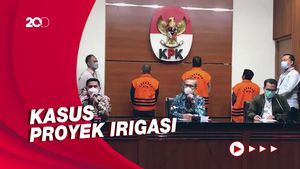 Terjaring OTT KPK, Plt Kadis PU Hulu Sungai Utara Jadi Tersangka!