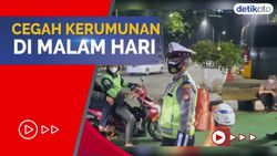 Ingat! Jakarta Masih Berlakukan Crowd Free Night Tiap Akhir Pekan