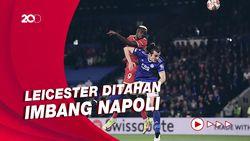 Leicester City Gagal Menang Gegara Victor Osimhen