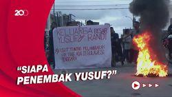Jelang 2 Tahun Tewasnya Yusuf-Randi, Mahasiswa di Makassar Kembali Demo