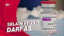 Indonesia Juga Terima Vaksin AstraZeneca dari Prancis