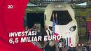Prancis Kembangkan Kereta Super Cepat Ramah Lingkungan