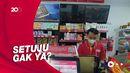 Kata Warga soal Larangan Pajang Rokok di Etalase Minimarket