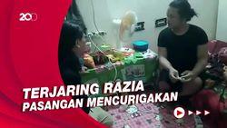 Terjaring Razia, Pasangan Sejenis dan 3 Pasang Remaja di Indekos Makassar