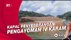 Kapal Tenggelam di Perairan Nusakambangan, 2 Orang Tewas