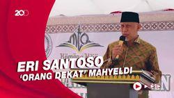 Eri Santoso Sudah Bantu Mahyeldi Sejak Jabat Walkot Padang
