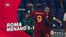 AS Roma Pesta Gol ke Gawang Sofia