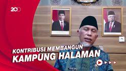 Pemprov Galang Perantau Ikut Bangun Sumatera Barat