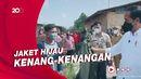Cerita Warga Deli Serdang Diberi Jaket Oleh Jokowi