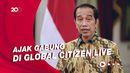 Jokowi Tiba-tiba Dicolek Coldplay di Twitter
