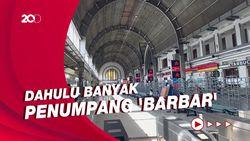 Kepala Stasiun Jakarta Kota Kenang Masa Kelam Penertiban KRL