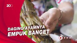Bikin Laper: Makan Ayam Bakar Bambu yang Kaya Rempah