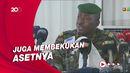 Junta Militer Tak Izinkan Presiden Alpha Conde Tinggalkan Guinea