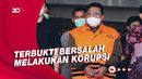 Walkot Nonaktif Tanjungbalai M Syahrial Divonis 2 Tahun Bui