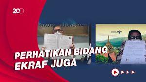 Gaet KADIN Indonesia, Kemenparekraf Kembangkan Investasi Dunia Wisata