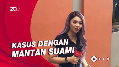 Jenita Janet Gelisah Digugat Harta Gono-gini, Suami Menenangkan