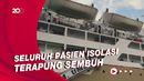 BOR Sudah Rendah, Makassar Resmi Hentikan Operasi Kapal Isoman