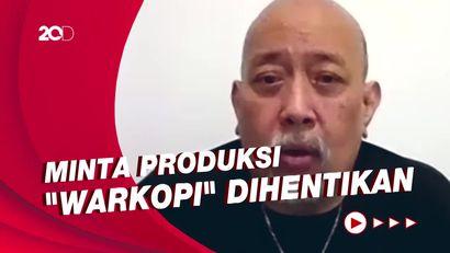 Indro Warkop Singgung Tata Krama Pemuda Warkopi