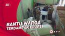 Bantu Warga Terdampak Erupsi, DKP Boyolali Kirim 4,95 Ton Gabah Kering