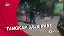 Bubarkan Tawuran, Polisi di Makassar Diserang Anak Panah-Molotov