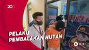 Polisi Tangkap 2 Pelaku Pembalakan Hutan di Sukabumi