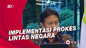 Arahan Jokowi: PeduliLindungi Bisa Dihubungkan ke Aplikasi di LN