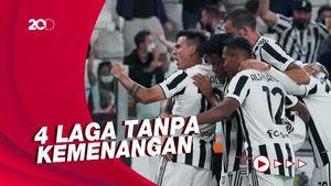 Imbang 1-1 Kontra AC Milan, Juventus Masuk Zona Degradasi