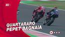 Duel Bagnaia Vs Quartararo di Lap Terakhir MotoGP San Marino