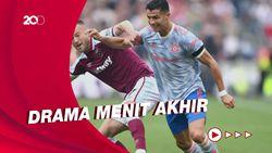 MU Kalahkan West Ham 2-1, Lingard Tebus Dosa