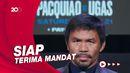 Petinju Manny Pacquiao Maju Sebagai Calon Presiden Filipina 2022