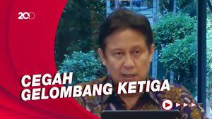 Tetap Waspada, Jokowi Minta 4 Strategi Lawan Covid-19 Jalan Terus