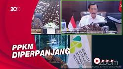 Tak Ada Lagi PPKM Level 4 di Jawa-Bali