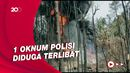 Kebakaran Sumur Minyak di Batanghari Belum Padam, 1 Oknum Polisi Ditangkap