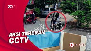 Pemotor di Palembang Jadi Sasaran Pembacokan Sadis, Polisi Mengusut